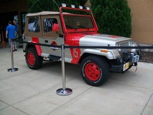 JP Gas powered jeep