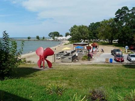 Lake Erie Lighthouse tour