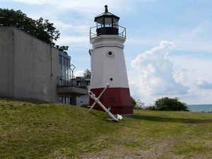 Lake Erie Lighthouse tour